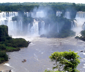 Cataratas do Iguaçu - Foz do Iguaçu